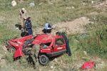 Нарын облусунун Кочкор районундагы Кубакы ашуусунда болгон жол кырсыгы