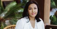 Новый вице-мэр Бишкека Айжан Чыныбаева. Архивное фото