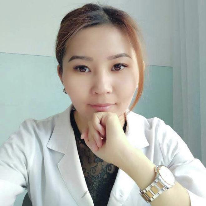 Терапевт, врач центра семейной медицины №3 Айнура Таалайканова