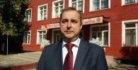 Генеральный консул РФ в городе Ош Роман Свистин