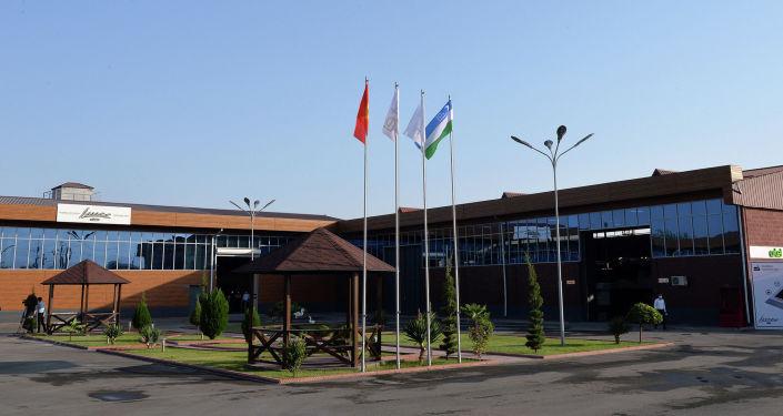 Производство предприятия Артель Электроникс в селе Андижан Кара-Суйского района