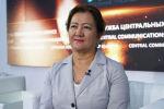Председатель правления международной организации ЭКСПО ВУМЕН Ляззат Аскарова