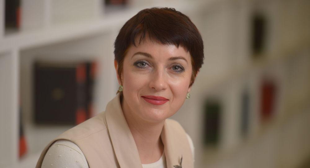 Заместитель главы Дирекции государственных проектов медиагруппы Россия сегодня Ирина Кедровская