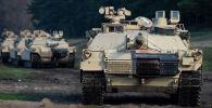 АКШнын Abrams танктары. Архив