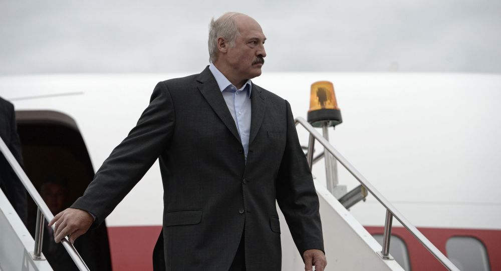 Президент Беларуси Александр Лукашенко. Архивное фото