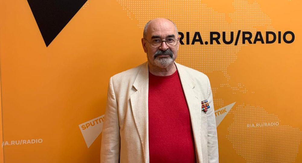 Военный эксперт, полковник в отставке Виктор Литовкин на радио Sputnik