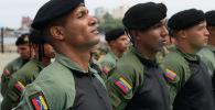 Военнослужащие Венесуэлы. Архивное фото