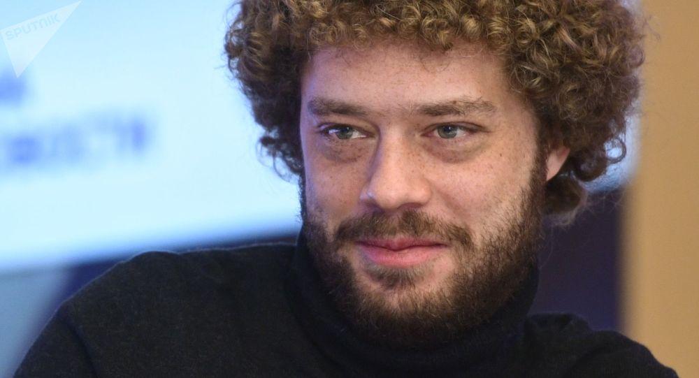 Российский общественный деятель, журналист, предприниматель и видеоблогер Илья Варламов. Архивное фото