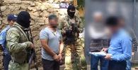 По данным милиции, двое мужчин промышляли разбоем, нападениями на бизнесменов. Они оба состоят на оперативном учете МВД как члены ОПГ.