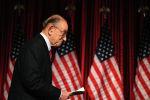 Бывший председатель правления Федеральной резервной системы Алан Гринспен. Архивное фото