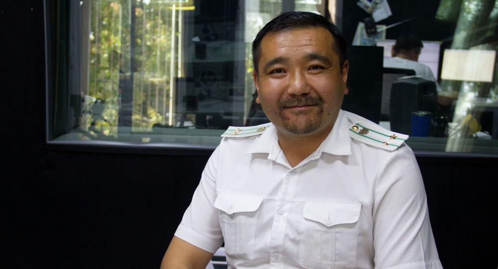 Мамлекеттик салык кызматынын кыйыр салыктарды башкаруу бөлүмүнүн башчысы Нурлан Жумабеков