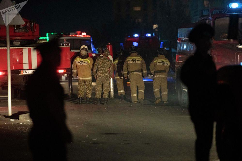 Объект находится в микрорайоне Джал по улице Тыналиева
