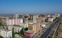 Микрорайон Джал в Бишкеке. Архивное фото