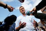 Россиялык оппозициялык саясатчы Алексей Навальный. Архивдик сүрөт