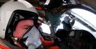 Российские стратегические ракетоносцы ТУ-160 совершали плановый полет над нейтральными водами Балтийского моря. К самолетам пытались приблизиться на небезопасное расстояние истребители НАТО, говорят в Минобороны РФ.