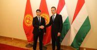 Президент Сооронбай Жээнбековдун Венгрияга иш сапары эки өлкөнүн мындан аркы кызматташтыгын бекемдейт