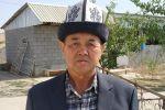 Өзгөн районунун тургуну, 66 жаштагы Абдымиталип Калдыбаев