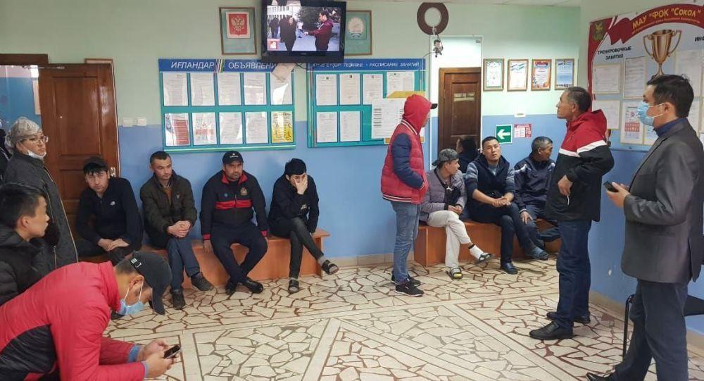 Россиянын Башкыртстан республикасында жана Оренбург облусунда кармалып турган кыргызстандыктар