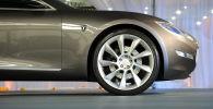 Электрокар Tesla Model S. Архивное фото