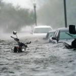 Последствия урагана Салли на юго-восточном побережье США. 16 сентября 2020 года