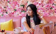 29-летняя программистка Чолпон Абдыжапарова, получившая работу в Facebook London