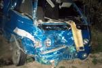 Последствия ДТП с Хюндай-Портер и Дэу-Ланос в Узгенском районе