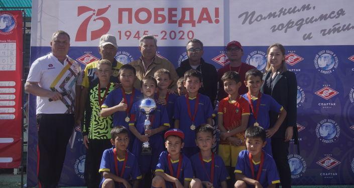 Команда Дордой - победитель турнира