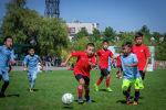 Бишкекте республика боюнча өспүрүм балдардын футболдук мелдеши жыйынтыкталды