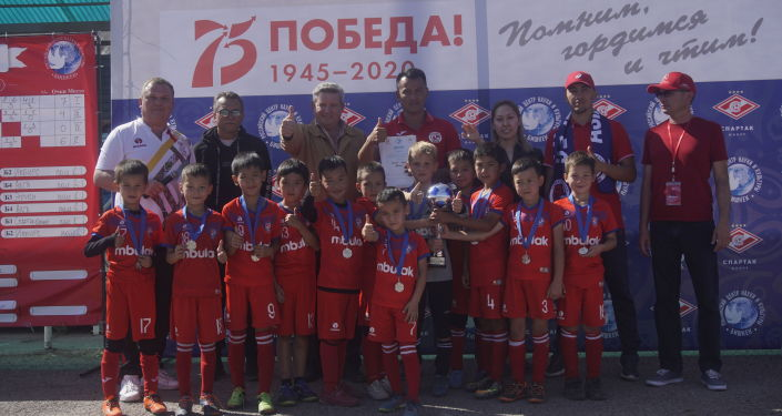 Команда Азия -Гол- серебряный призер