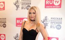 Актриса Наталья Рудова. Архивное фото