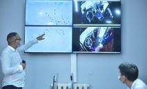 Презентация автоматизированного диспетчерского управления (АДУ) работы общественного транспорта в Бишкеке