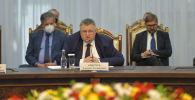 РФ өкмөт башчысынын орун басары Алексей Оверчук. Архивдик сүрөт