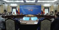 Сегодня, 22 сентября, в государственной резиденции Ала-Арча прошло заседание кыргызско-российской межправительственной комиссии.