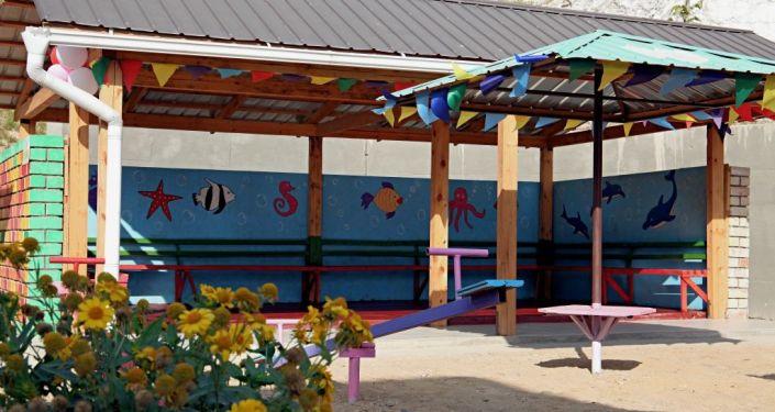 В микрорайоне Амир-Темур в Оше открылся современный детский сад на 100 мест. 23 сентября 2020 года