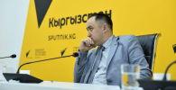 Президент общественного фонда Агентство стратегических инициатив Евразия Алибек Мукамбаев