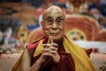 Тибеттин руханий лидери Далай-лама XIV. Архив