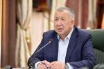 Премьер-министр Кубатбек Боронов чукул жыйында. Архивдик сүрөт