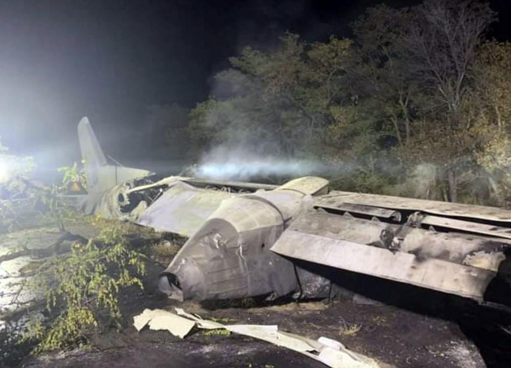 Один курсант выжил — он успел выпрыгнуть из самолета в последний момент и находится в больнице с травмами средней тяжести