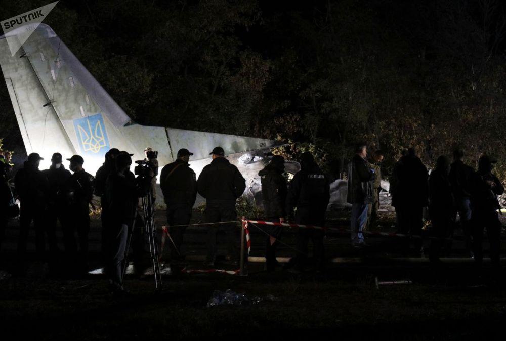 Возможно, трагедия произошла из-за плохой технической подготовки к полету