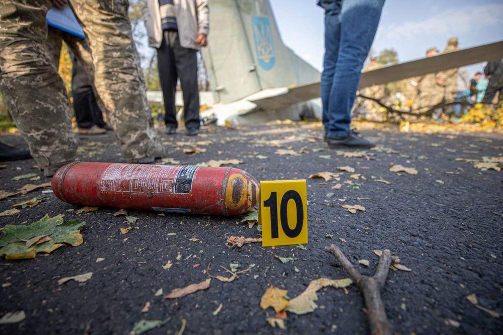 На месте трагедии работают сотрудники соответствующих госорганов