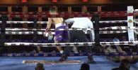 Никарагуалык боксер Мелвин Лопес каршылашы Йейсон Варгасты таймаштын биринчи раундунда эле таамай соккусу менен нокаутка кетирген.