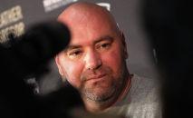 UFC президенти Дана Уайт. Архив