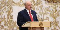 Президент Белоруссии Александр Лукашенко. Архивное фото