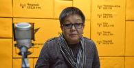 Эксперт по вопросам трудовой миграции Нурбубу Керимова. Архивное фото