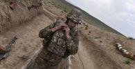 Тоолуу Карабах Республикасындагы аскер кызматкери