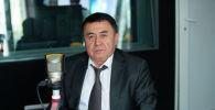 Саламаттык сактоо министрлигинин башкы кардиологу Акпай Сарыбаев