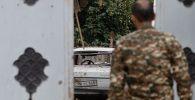 Ситуация в Нагорном Карабахе после обстрелов