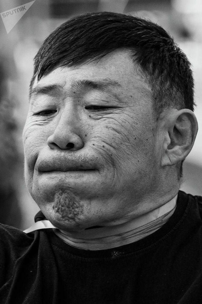 Александр Ли — чемпион Азии и мира по армрестлингу