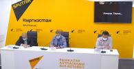 Пресс-диалог Кыргызстан накануне парламентских выборов: повестка и прогнозы