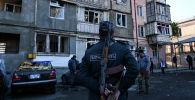 Тоолу Карабахтагы полиция кызматкери